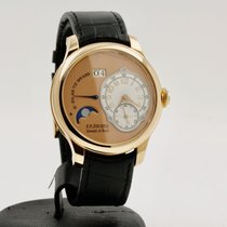 F.P.Journe Octa Rose gold 42mm Pink Arabic numerals
