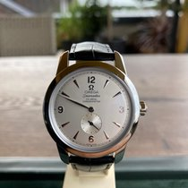 Omega Seamaster Staal 39mm Zilver
