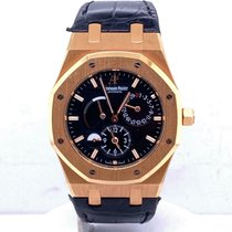 Audemars Piguet Royal Oak Dual Time 39mm Black United States of America, New York, New York