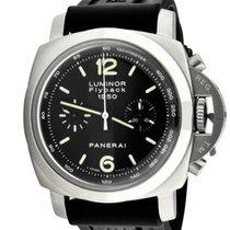 Panerai PAM 00212 Acero Luminor 1950 3 Days Chrono Flyback 44mm usados