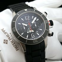 Jaeger-LeCoultre Master Compressor Diving Chronograph GMT Navy SEALs Titan 46mm Crn Bez brojeva