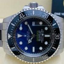 Rolex Sea-Dweller Deepsea Acero 44mm Azul Sin cifras España, Torrelavega