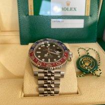 Rolex 126710BLRO Stahl 2018 GMT-Master II 40mm gebraucht Deutschland, Siegen