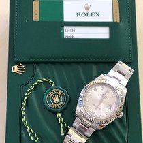 Rolex Datejust II Steel 41mm Silver No numerals United Kingdom, Carlisle