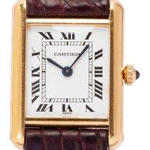Cartier Tank Louis Cartier Yellow gold 23mm