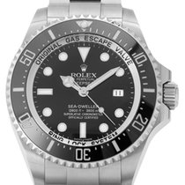 Rolex Sea-Dweller Deepsea pre-owned 44mm Steel