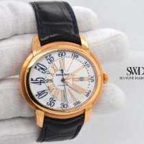 Audemars Piguet Millenary Rose gold White United States of America, New York, New York