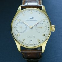 IWC Portuguese Automatic Rose gold 42mm White Arabic numerals
