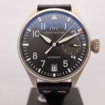IWC IW500402 White gold Big Pilot 46.2mm