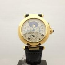 Cartier Pasha Rose gold 43.5mm Champagne Roman numerals