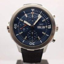 IWC IW376805 Steel Aquatimer Chronograph 44mm