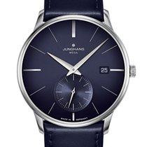 Junghans Meister MEGA 058/4901.00 Nowy Stal 38.4mm Kwarcowy