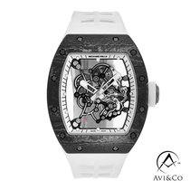 Richard Mille Carbon 42mm Manual winding RM055 pre-owned