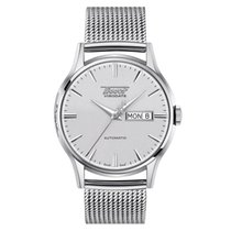 Tissot Heritage Visodate nuevo 2020 Automático Reloj con estuche y documentos originales T019.430.11.031.01