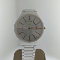 Rado True Thinline Ceramic 39mm White United States of America, Indiana, INDIANAPOLIS