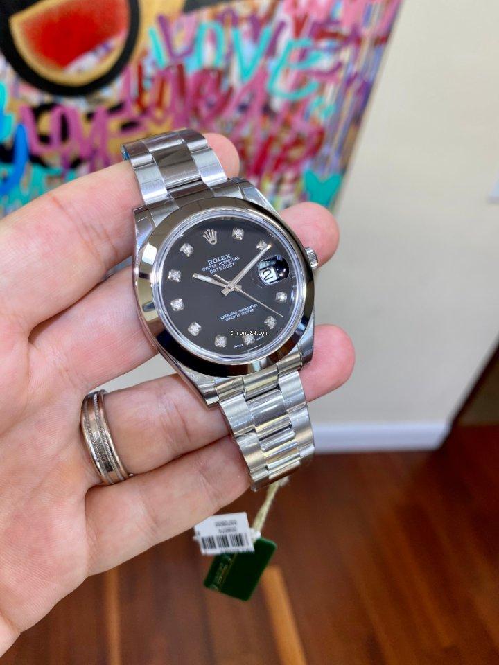 Rolex Datejust II 116300 2018 new