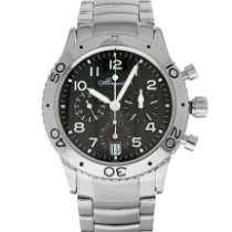 Breguet Type XX - XXI - XXII Steel 39mm Black Arabic numerals United States of America, Maryland, Baltimore, MD