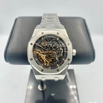 Audemars Piguet pre-owned Automatic 41mm Transparent Sapphire crystal 5 ATM