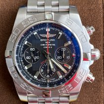 Breitling Chronomat 44 new 2015 Automatic Chronograph Watch with original box and original papers AB011010/BB08