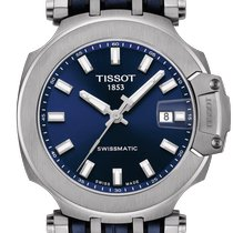 Tissot T-Race Steel 45mm Blue No numerals United States of America, Massachusetts, Florence