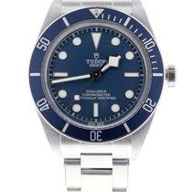 Tudor Black Bay Fifty-Eight Staal 39mm Blauw Geen cijfers