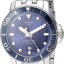 Tissot Seastar 1000 Steel 43mm Blue No numerals United States of America, Massachusetts, Florence