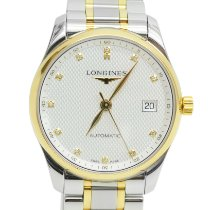 Longines Master Collection Gold/Steel 36mm White
