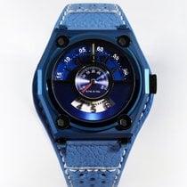 H.I.D. Watch Stahl 45mm Automatik T1D1 – M010131 (Limited Production 30pcs) neu