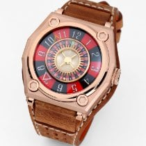 H.I.D. Watch Steel 45mm Automatic T1D8 – M010801LE (Casino Limited Edition 88pcs) new