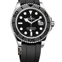 Rolex Yacht-Master 42 White gold 42mm Black No numerals United States of America, Florida, Miami