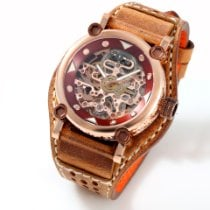 H.I.D. Watch Steel 40mm Automatic T1D3 – M010311RG (Intaglio Rose Gold Edition) new