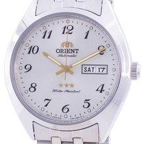Orient (オリエント) スター ステンレス 39mm ホワイト