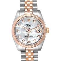 Rolex 178271 Acier 2013 Lady-Datejust 31mm occasion