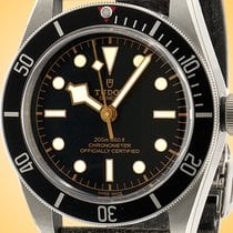 Tudor Black Bay Steel 41mm Black United States of America, Illinois, Northfield