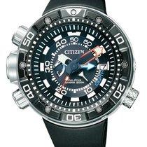 Citizen Promaster Marine new Quartz Watch with original box and original papers BN202405E