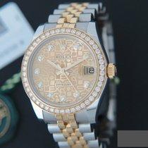 Rolex 178383 Or/Acier 2018 Lady-Datejust 31mm occasion