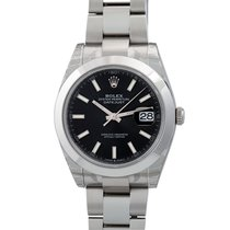 Rolex Datejust 126300-0007 2020 neu