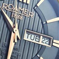 Roamer Acero 40,00mm Automático 960637.49..03.09 nuevo