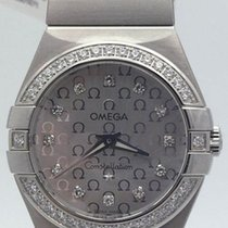 Omega Constellation Quartz Steel 27.5mm Silver United States of America, Illinois, BUFFALO GROVE