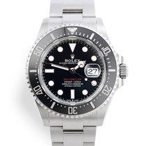 Rolex Sea-Dweller Steel 43mm Black United Kingdom, London