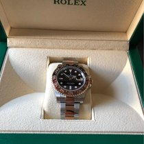 Rolex ny Automatisk 40mm Gull/Stål Safirglass