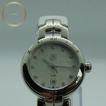 TAG Heuer Link Lady Steel Silver Roman numerals