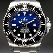Rolex 126660 Сталь 2020 Sea-Dweller Deepsea 44mm новые