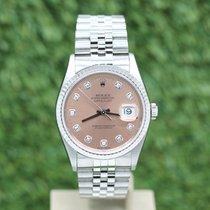 Rolex Datejust 16234 Очень хорошее Сталь 36mm Автоподзавод