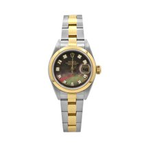 Rolex 79163 Gold/Steel 2000 Lady-Datejust 26mm pre-owned