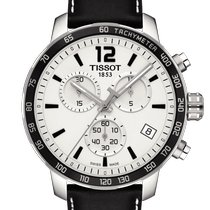 Tissot Quickster Steel 42mm White United States of America, Massachusetts, Florence