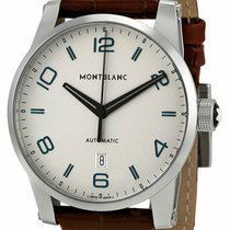 Montblanc new Automatic Luminous hands 42mm Steel Sapphire crystal