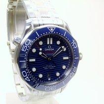 Omega 210.30.42.20.03.001 Acier 2021 Seamaster Diver 300 M 42mm nouveau