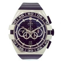 Omega Constellation Double Eagle 44mm Black United States of America, New York, New York