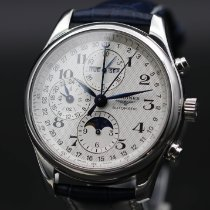 Longines Master Collection Steel 40mm White Arabic numerals United States of America, New Jersey, Long Branch